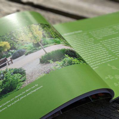 Ventnor Botanic Garden Today Book